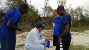 Fishing guide, John P., and guests will soon be fishing the San Gabriel River at Scurlock Farms