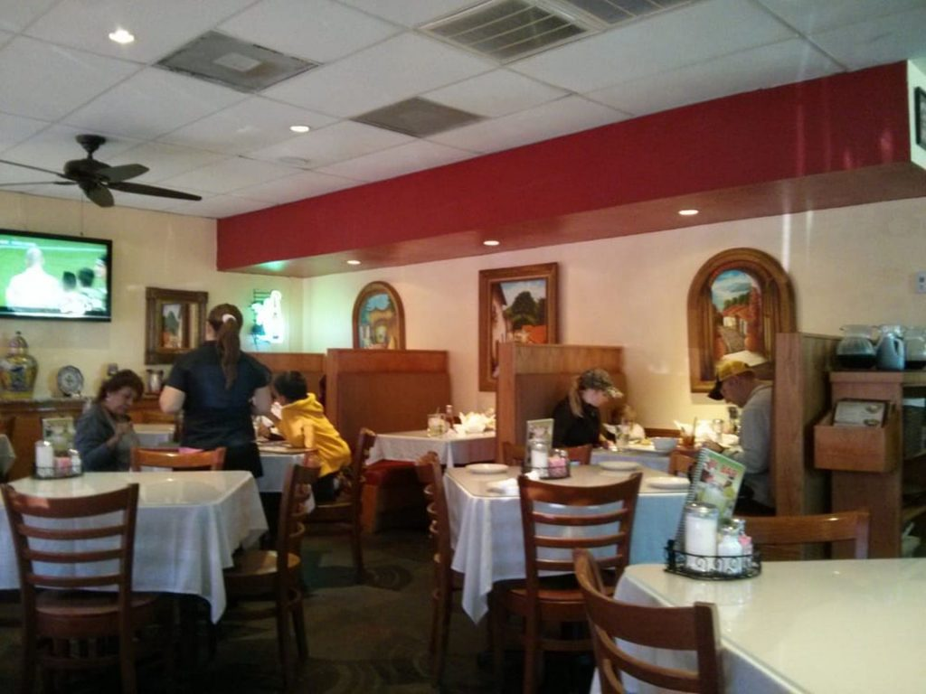 Fantastic TexMex, great breakfast and lunch specials.