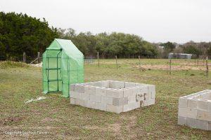 Greenhouse at Scurlock Farms, Georgetown, TX (Austin)